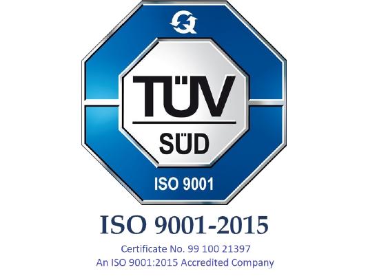 ISO 9001-2015 Rotolok India