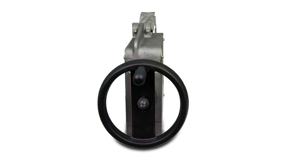 Hand Wheel Slim Slide