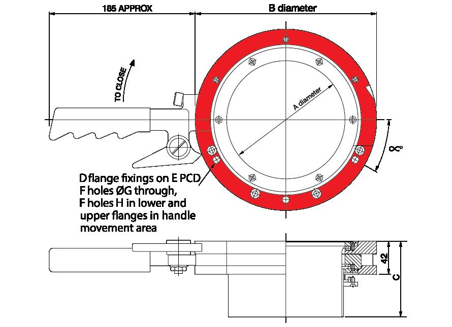 Iris Valve - Rotoflex GA-01