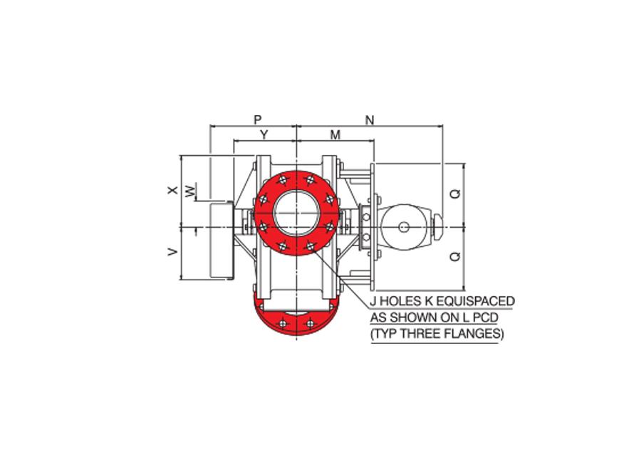 Plug Diverter Diagram - Rotolok India
