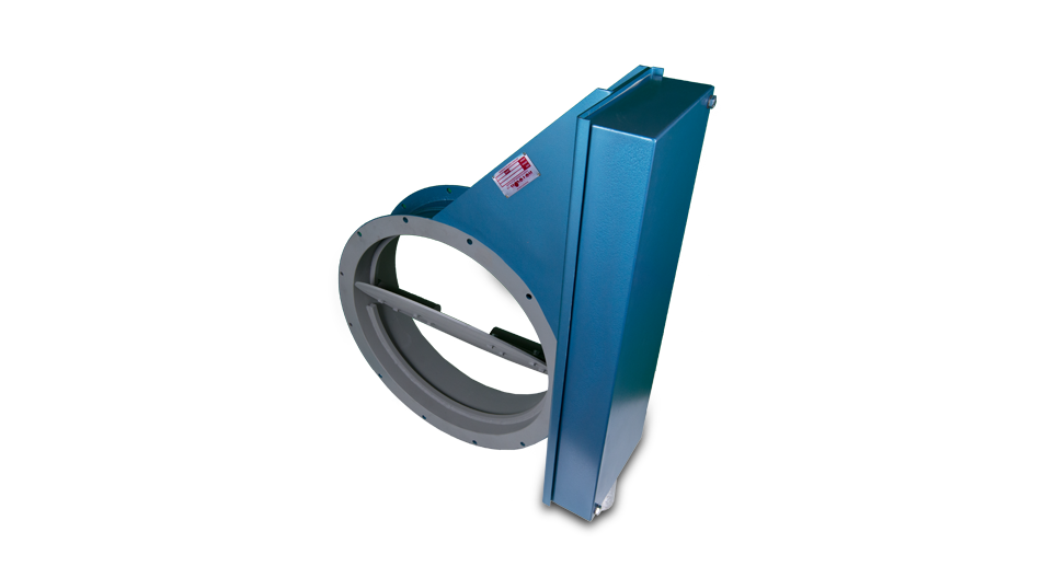 Butterfly Damper - Rotolok India