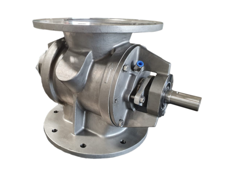 Stainless Steel Investment Cast Rotary Valve